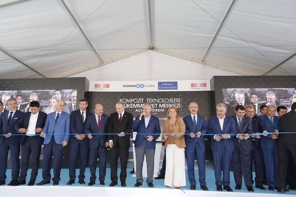 KTMM Açılış Töreni